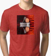 childhood memories Tri-blend T-Shirt