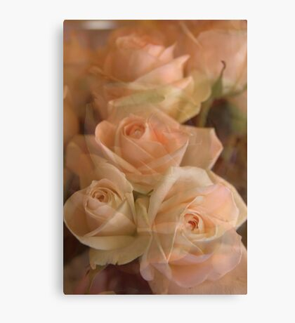 Everything is Rosy Canvas Print