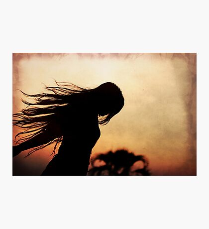 mythical lover Photographic Print