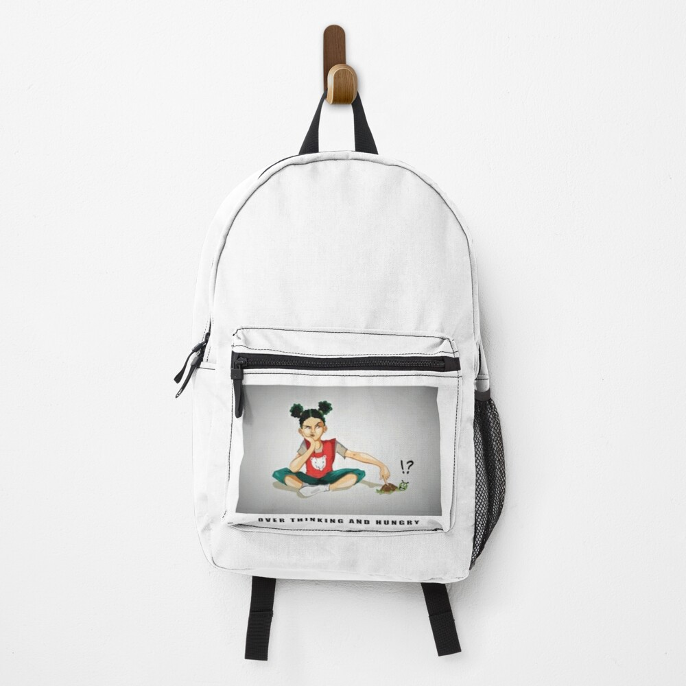 Over Thinking And also Hungry Backpack