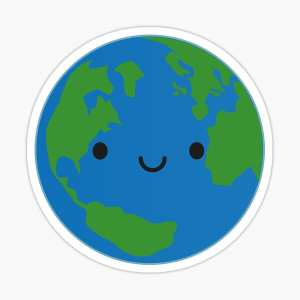 Planet Earth Sticker