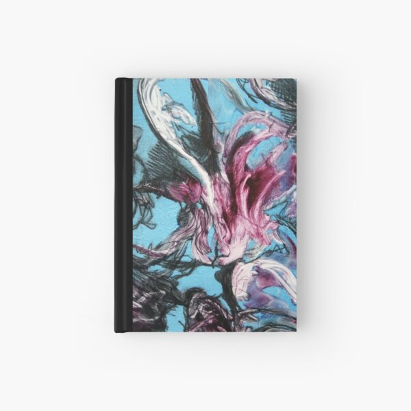 Abstract Print #2 Hardcover Journal
