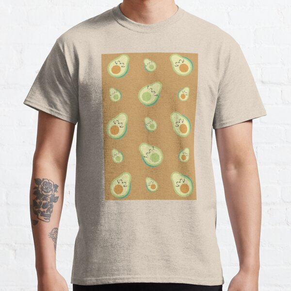 Uneven Pattern Classic T-Shirt