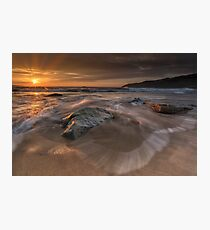 Sunset - Donegal Photographic Print