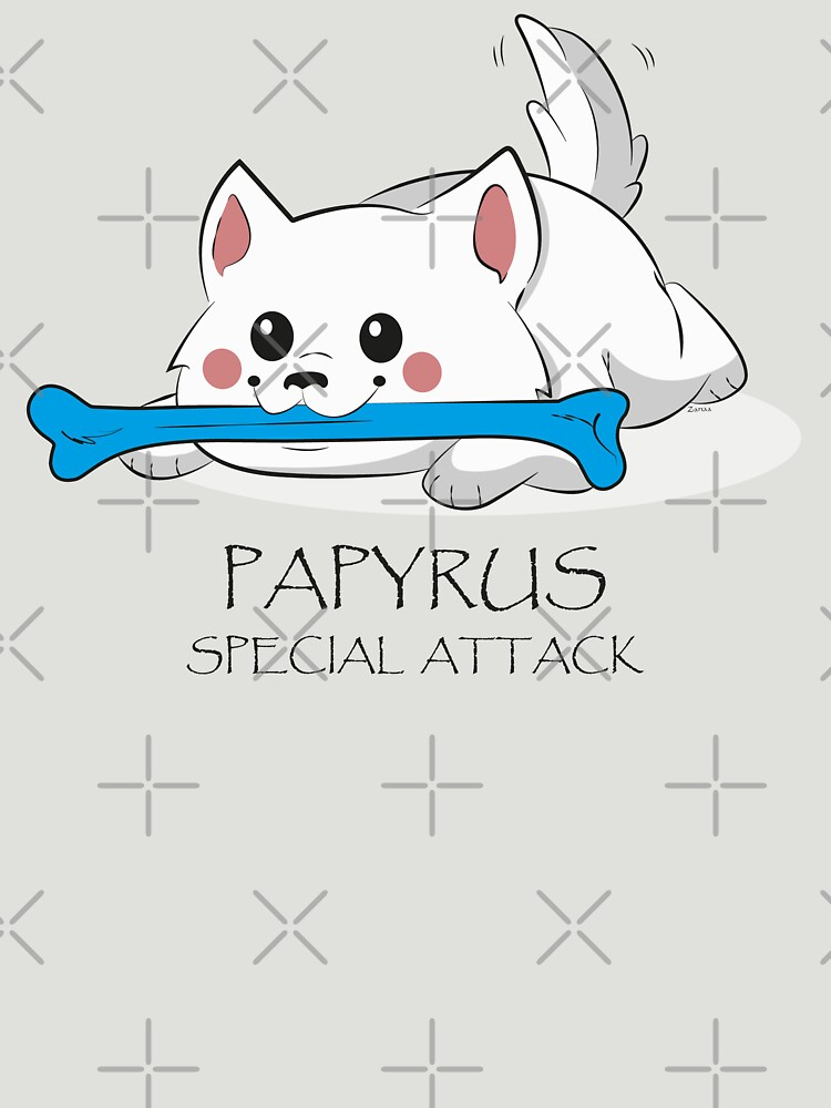 TShirtGifter presents: Undertale - Papyrus's special attack | Unisex T-Shirt