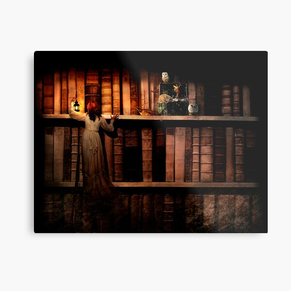 Treasure Hunt Metal Print