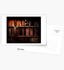 Treasure Hunt Postcards