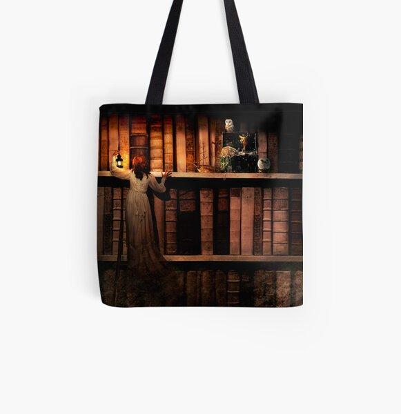 Treasure Hunt All Over Print Tote Bag