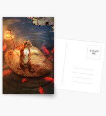 Columbus the Squirrel Postcards