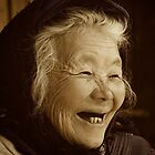 Laughing Lady by EveW