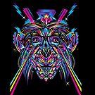 Galactic Monkey by candelakis