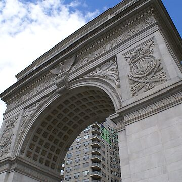 Washington Square Park by lanaxbug