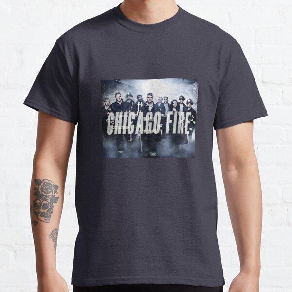 le feu de Chicago T-shirt classique