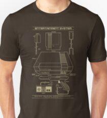 Entertainment System Unisex T-Shirt