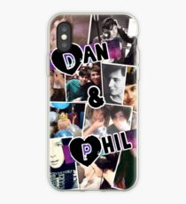Dan and Phil Collage iPhone Case