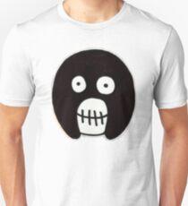 Boosh Skull - Black T-Shirt