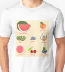 fruit background T-Shirt