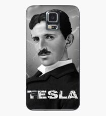 Nikola Tesla Case/Skin for Samsung Galaxy