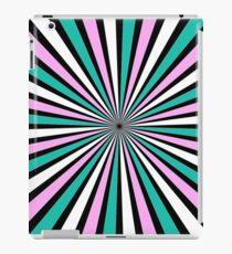 Funky retro pattern iPad Case/Skin