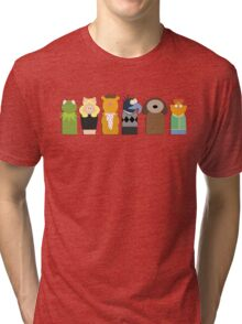 Play The Music, Light the Lights Tri-blend T-Shirt