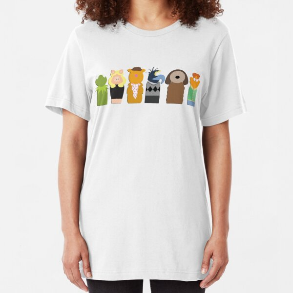 Play The Music, Light the Lights Slim Fit T-Shirt