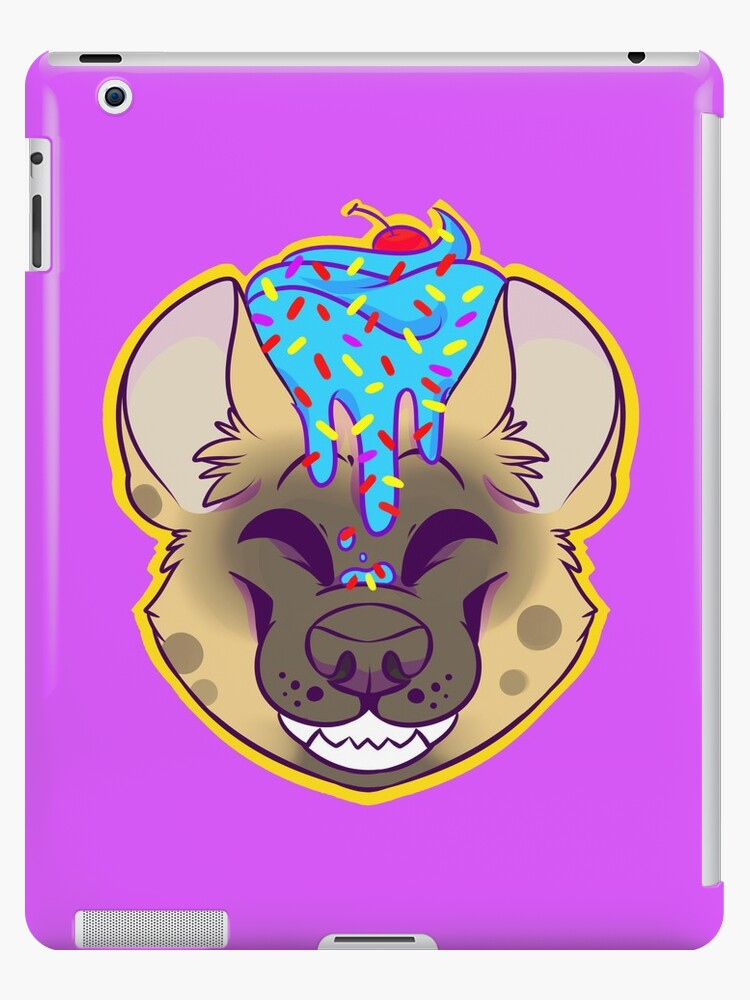 Cupcake Spotted Hyena by CupcakeCreature