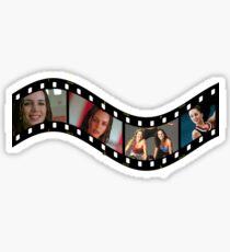 Bring it on Eliza Dushku Missy Sticker