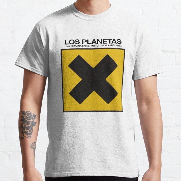 Los Planetas Los Planetas Una Semana en el Motor de un Autobús Camiseta clásica