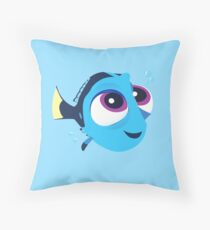 Baby Dory Throw Pillow