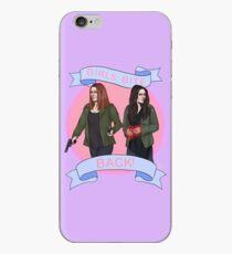 Girl Powers iPhone Case