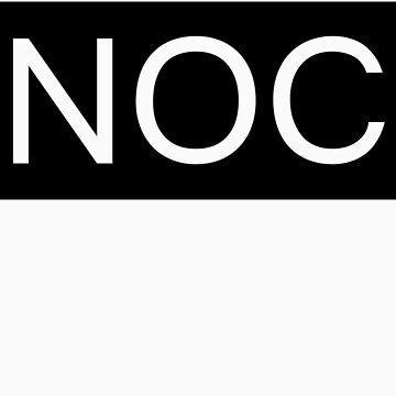 NOC Black by NoOneCares