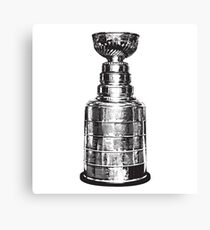 Stanley Cup Canvas Print