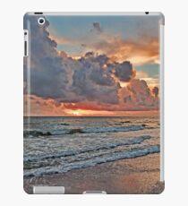 Evening Clouds  iPad Case/Skin