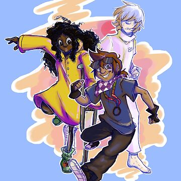 The Trio by spoonychan