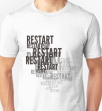 restart T-Shirt