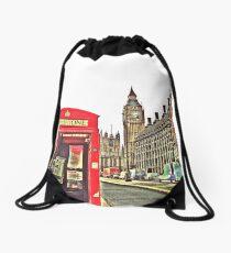 Big Ben's Calling Drawstring Bag