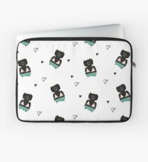 Teddies in swimming suits Laptop Sleeve