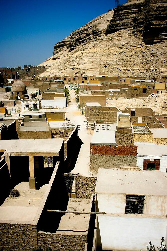 City of the Dead by Hena Tayeb