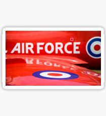 RAF Red Arrows Sticker