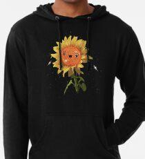 Sunflower In Space! Lightweight Hoodie