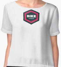 Bike Forever Chiffon Top