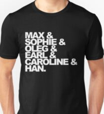 2 Broke Girls T-Shirt