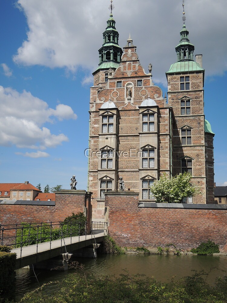 Rosenborg Castle by CreativeEm