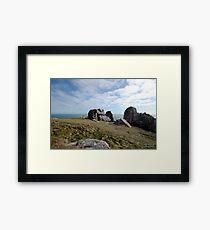 Monks Cowl Framed Print