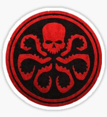 Hydra Badge Sticker