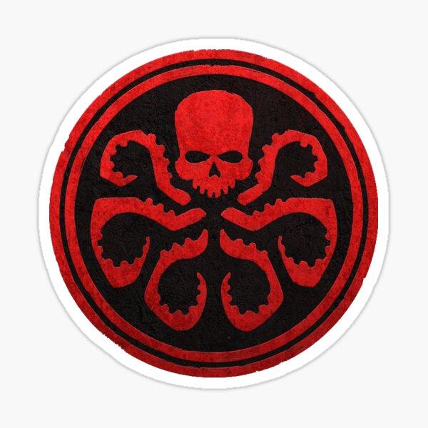 Hydra Badge Sticker