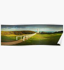 Cape Otway Lighthouse, Great Ocean Road, Victoria, Australia Poster