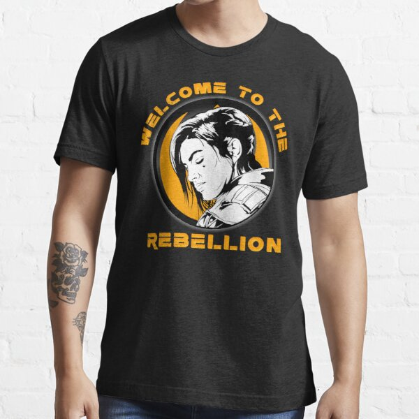 Gina Carano - Welcome to the Rebellion Essential T-Shirt