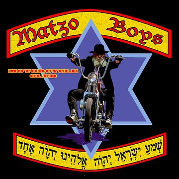 Matzo Boys Cycle Club by the5thbeatle