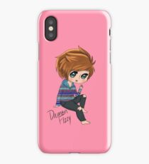 Chibi Damon Fizzy iPhone Case